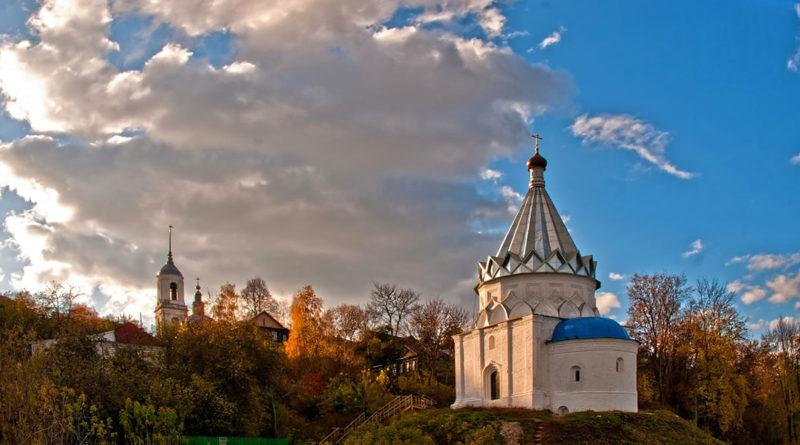 Муром, Церковь Косьмы и Дамиана, церковь, мурромская церковь, Муром, муромские святые