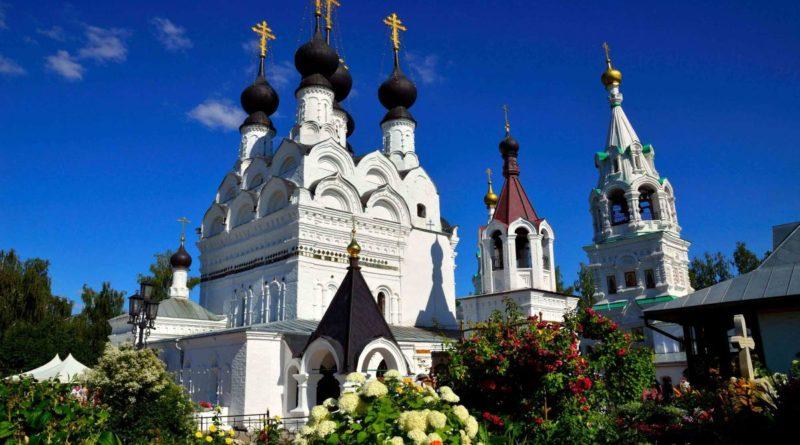Троицкий монастырь, монастырь, Муром, Муромский монастырь, паломничество, святыни Мурома