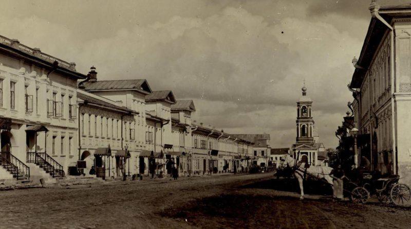 Муром, улицы Мурома, улица Московская